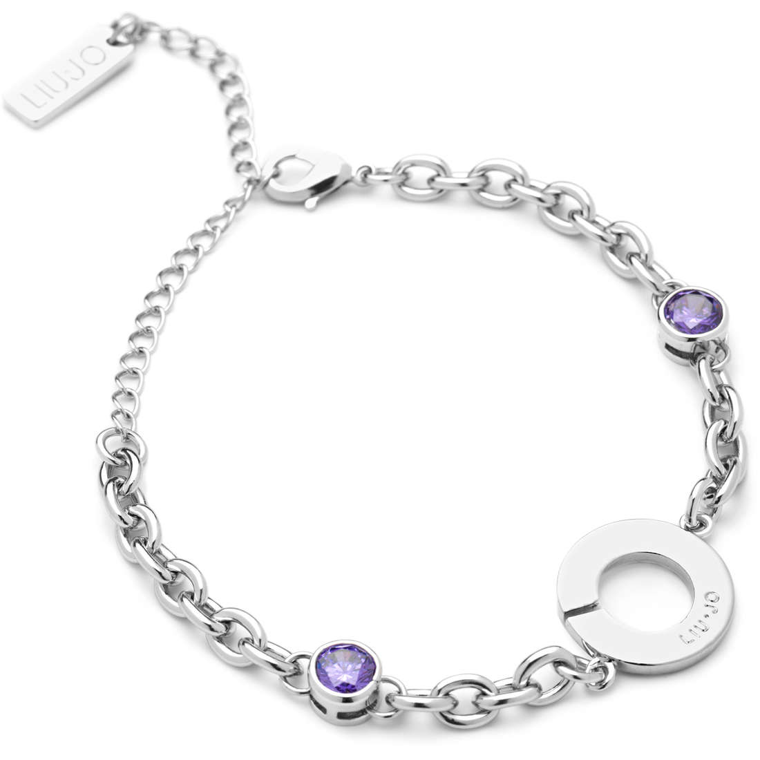 bracelet woman jewellery Liujo Illumina LJ965