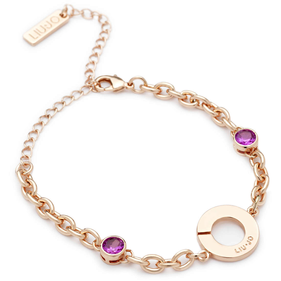 bracelet woman jewellery Liujo Illumina LJ968