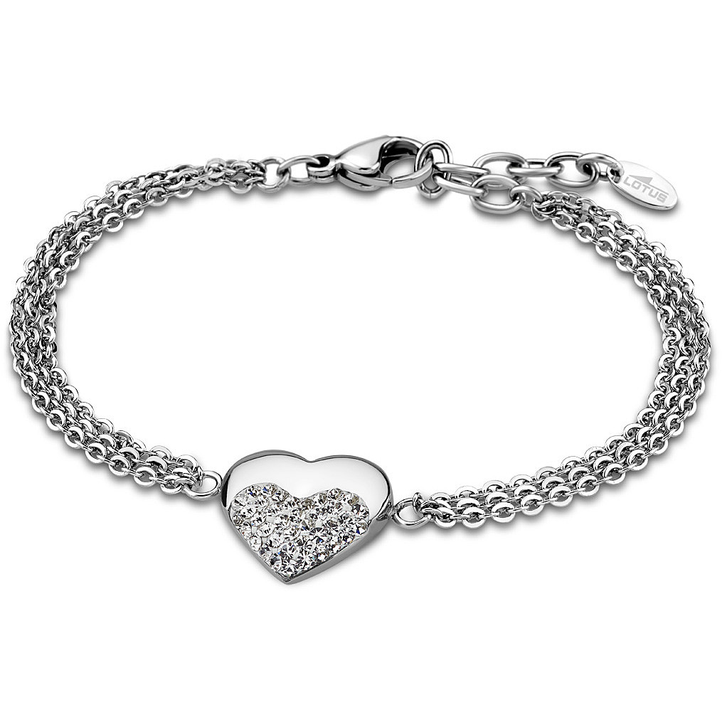 style jewellery woman bracelet s heart htm womans lotus en
