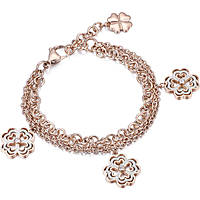 bracelet woman jewellery Luca Barra Be Happy BK1438