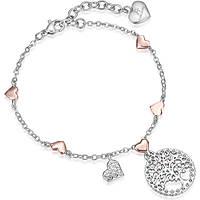 bracelet woman jewellery Luca Barra Be Happy BK1447