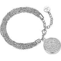 bracelet woman jewellery Luca Barra Be Happy BK1449
