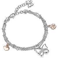 bracelet woman jewellery Luca Barra Be Happy BK1454