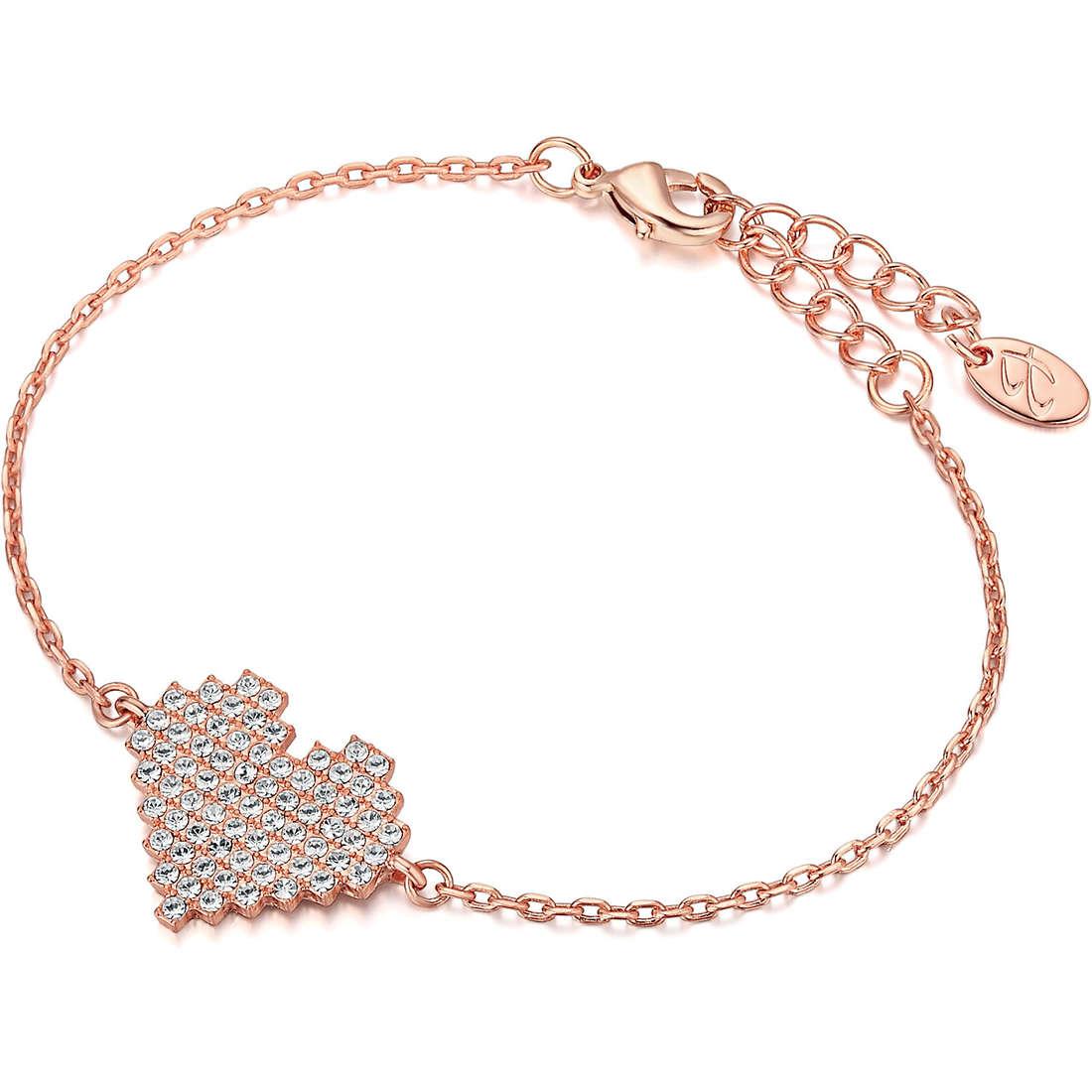 bracelet woman jewellery Luca Barra Giuly LBBK1086