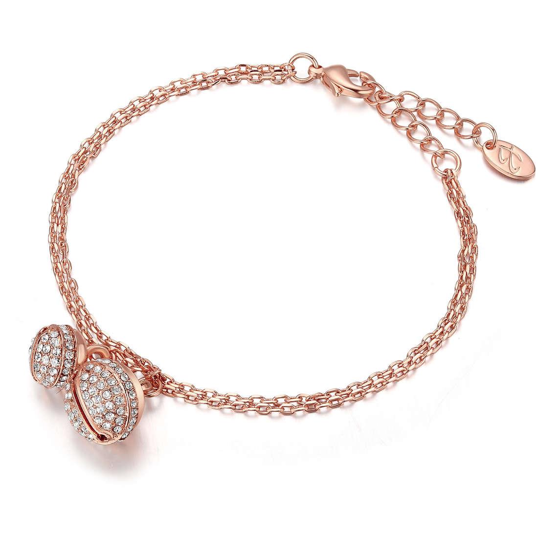 bracelet woman jewellery Luca Barra Janis LBBK1088