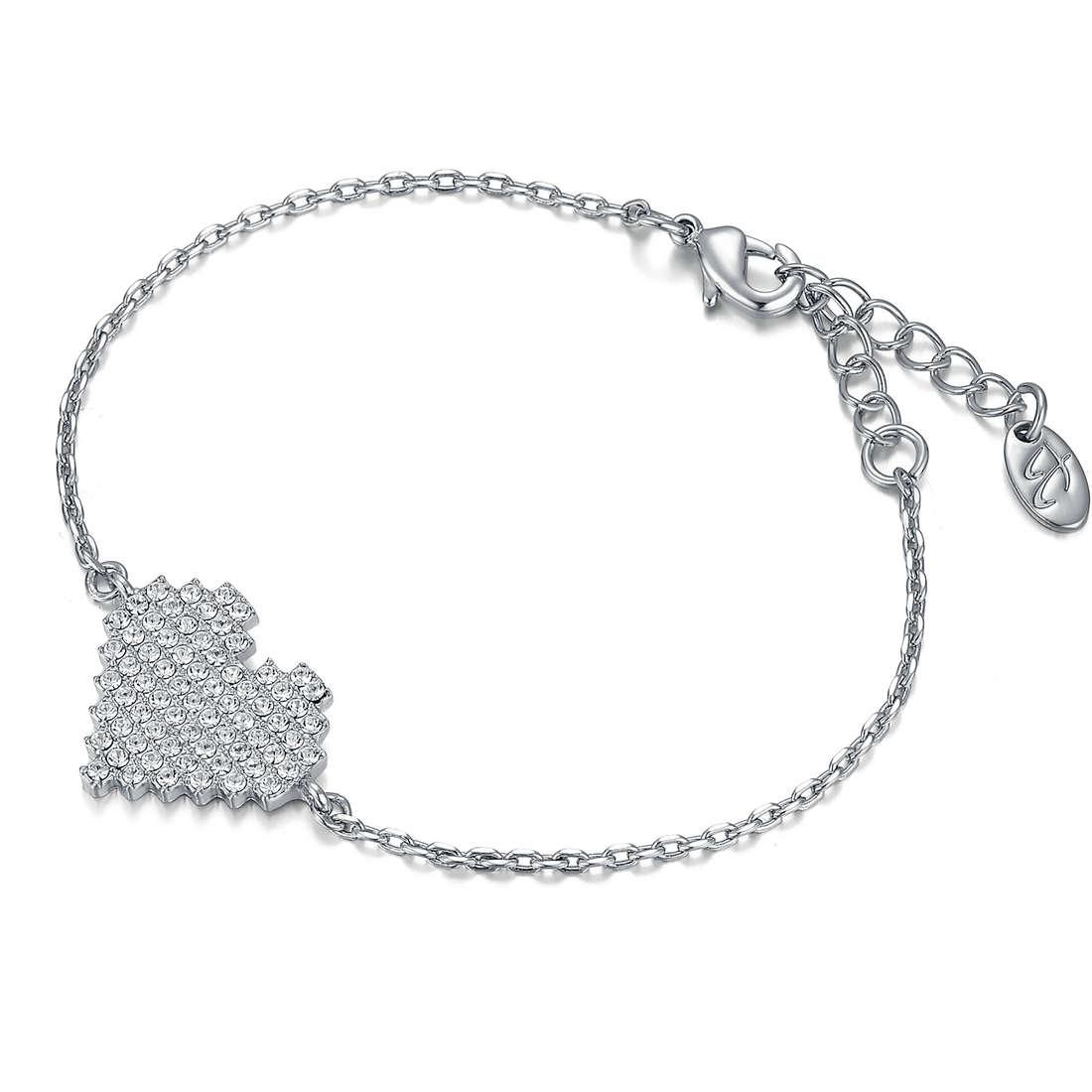 bracelet woman jewellery Luca Barra Kimberley LBBK1085