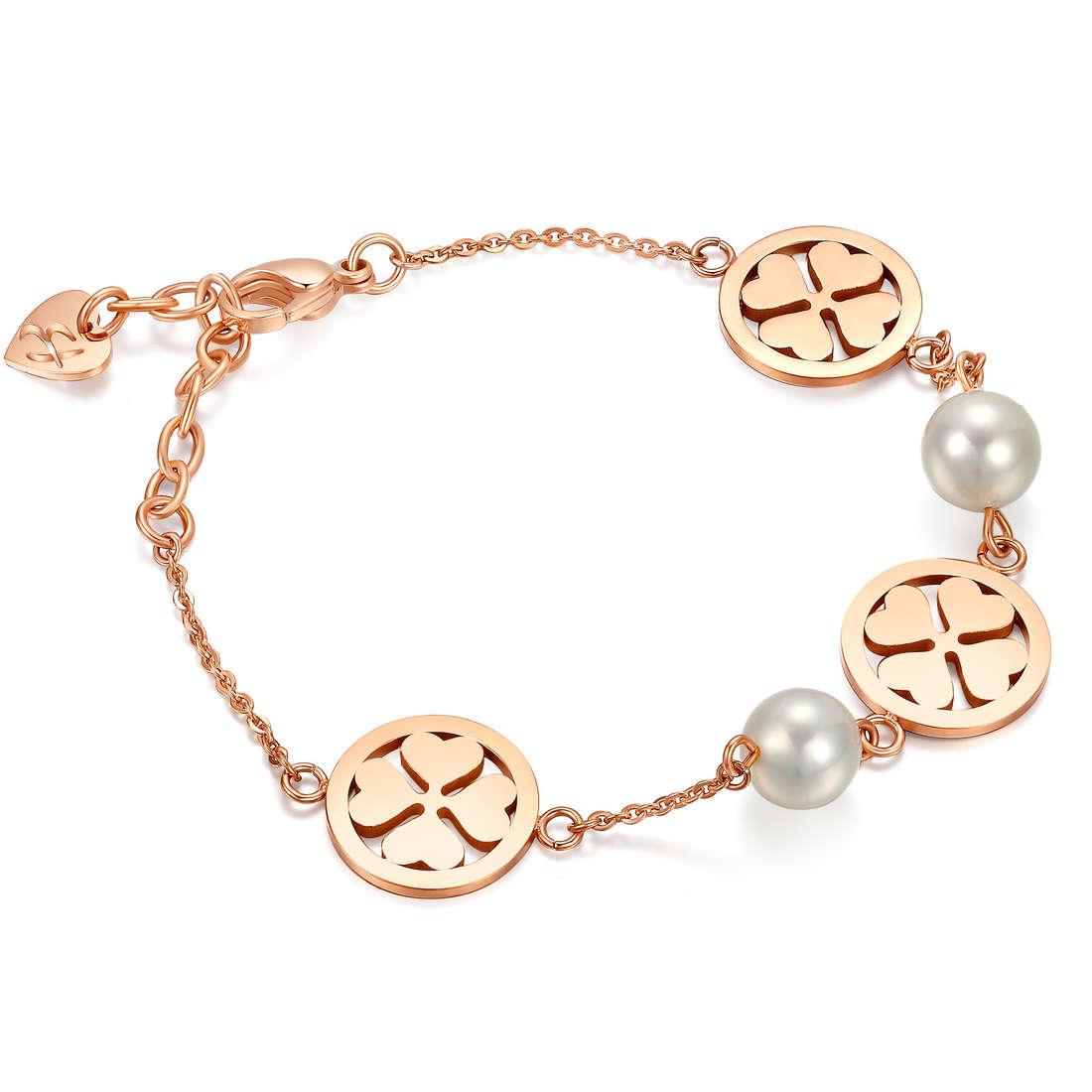 bracelet woman jewellery Luca Barra LBBK1004