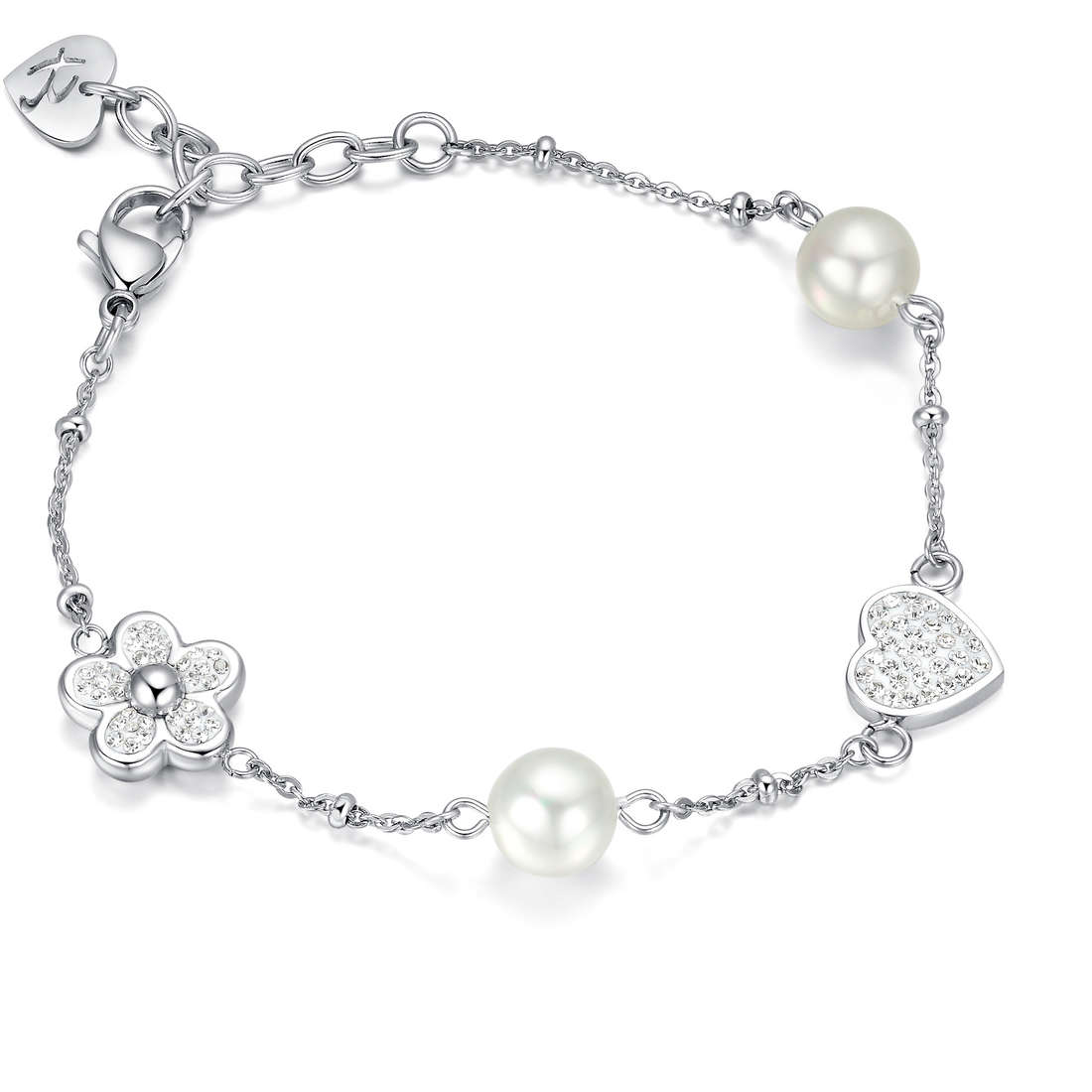 bracelet woman jewellery Luca Barra LBBK1007