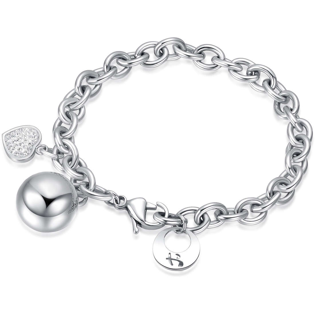 bracelet woman jewellery Luca Barra LBBK1009