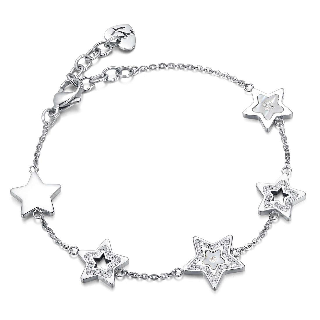 bracelet woman jewellery Luca Barra LBBK1034