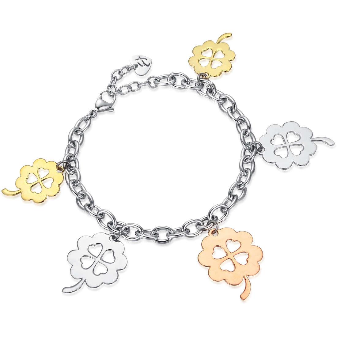 bracelet woman jewellery Luca Barra LBBK1049
