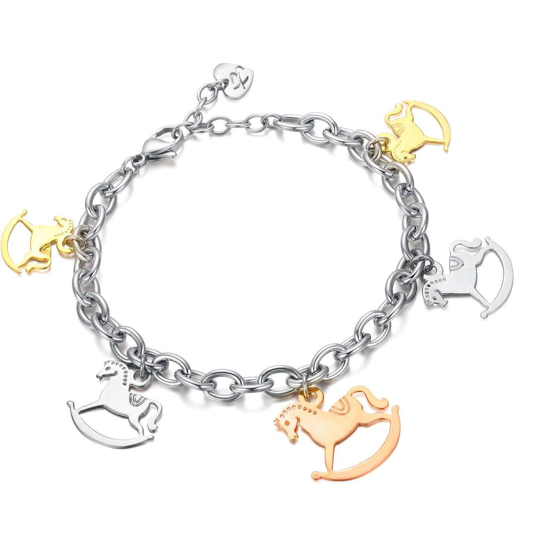 bracelet woman jewellery Luca Barra LBBK1052
