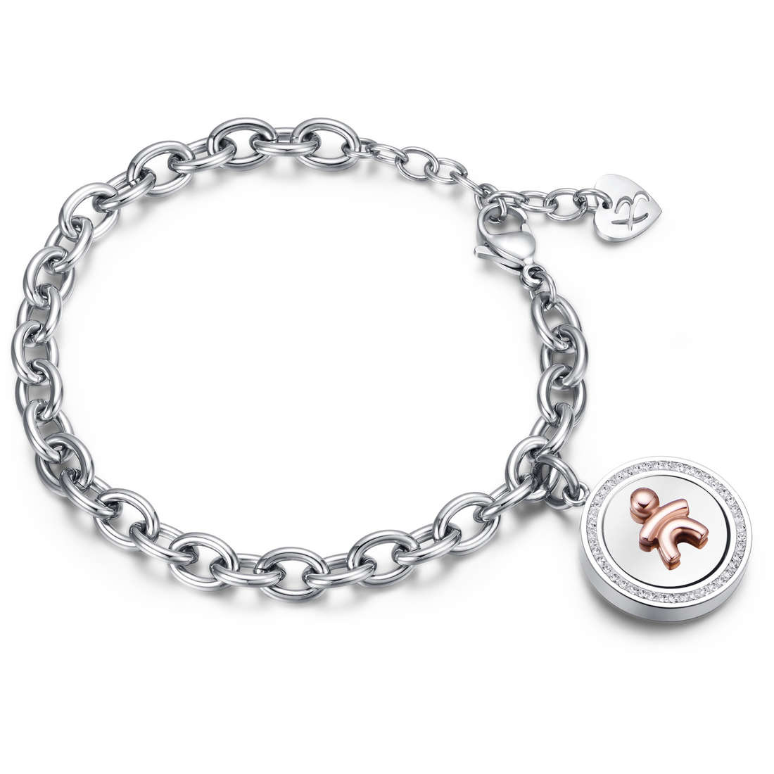 bracelet woman jewellery Luca Barra LBBK1200