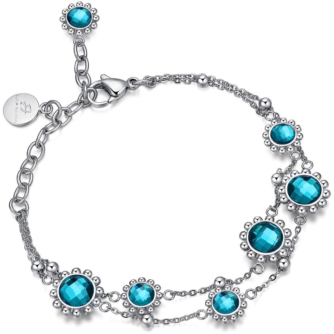 bracelet woman jewellery Luca Barra LBBK1373