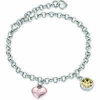 bracelet woman jewellery Luca Barra LBBK1554