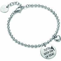 bracelet woman jewellery Luca Barra LBBK1599