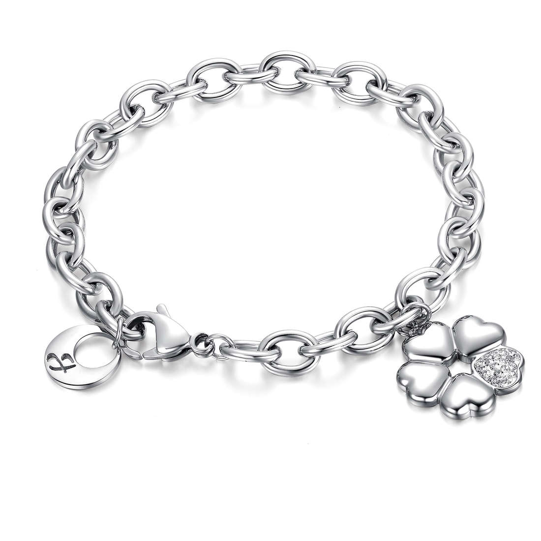 bracelet woman jewellery Luca Barra LBBK590