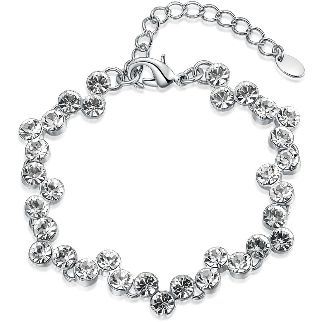 bracelet woman jewellery Luca Barra LBBK986