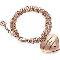 bracelet woman jewellery Luca Barra Love Is LBBK1405