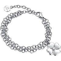 bracelet woman jewellery Luca Barra Lucky Mood LBBK1406