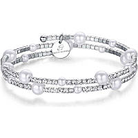 bracelet woman jewellery Luca Barra Perle Easy Chic LBBK1397