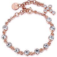 bracelet woman jewellery Luca Barra Rosary LBBK1394