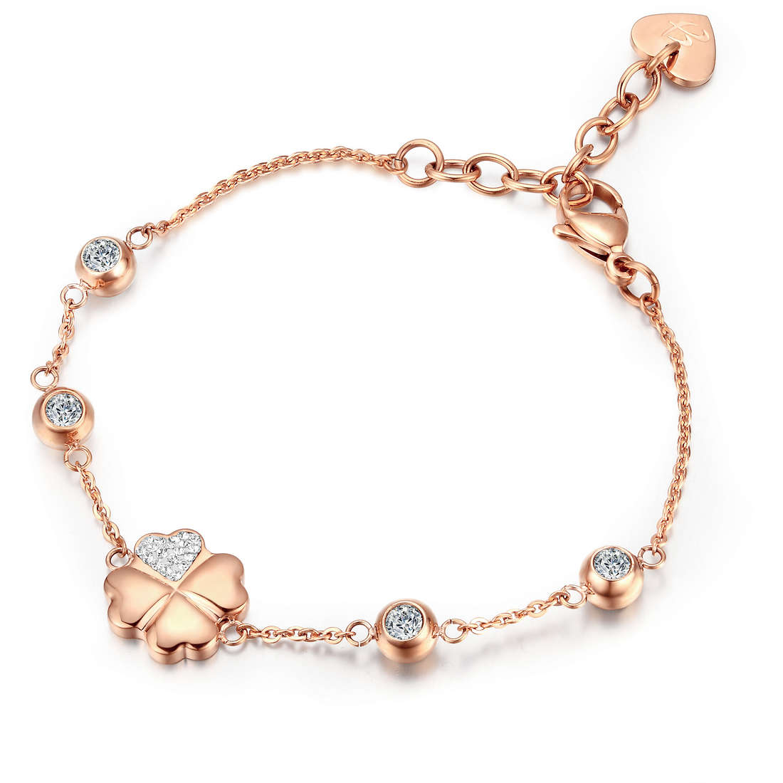 bracelet woman jewellery Luca Barra Stephanie LBBK1066