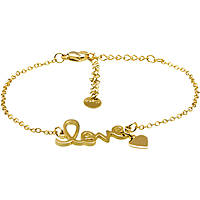 bracelet woman jewellery Marlù My Love 18BR018G