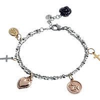 bracelet woman jewellery Marlù Sacro Cuore 13BR018