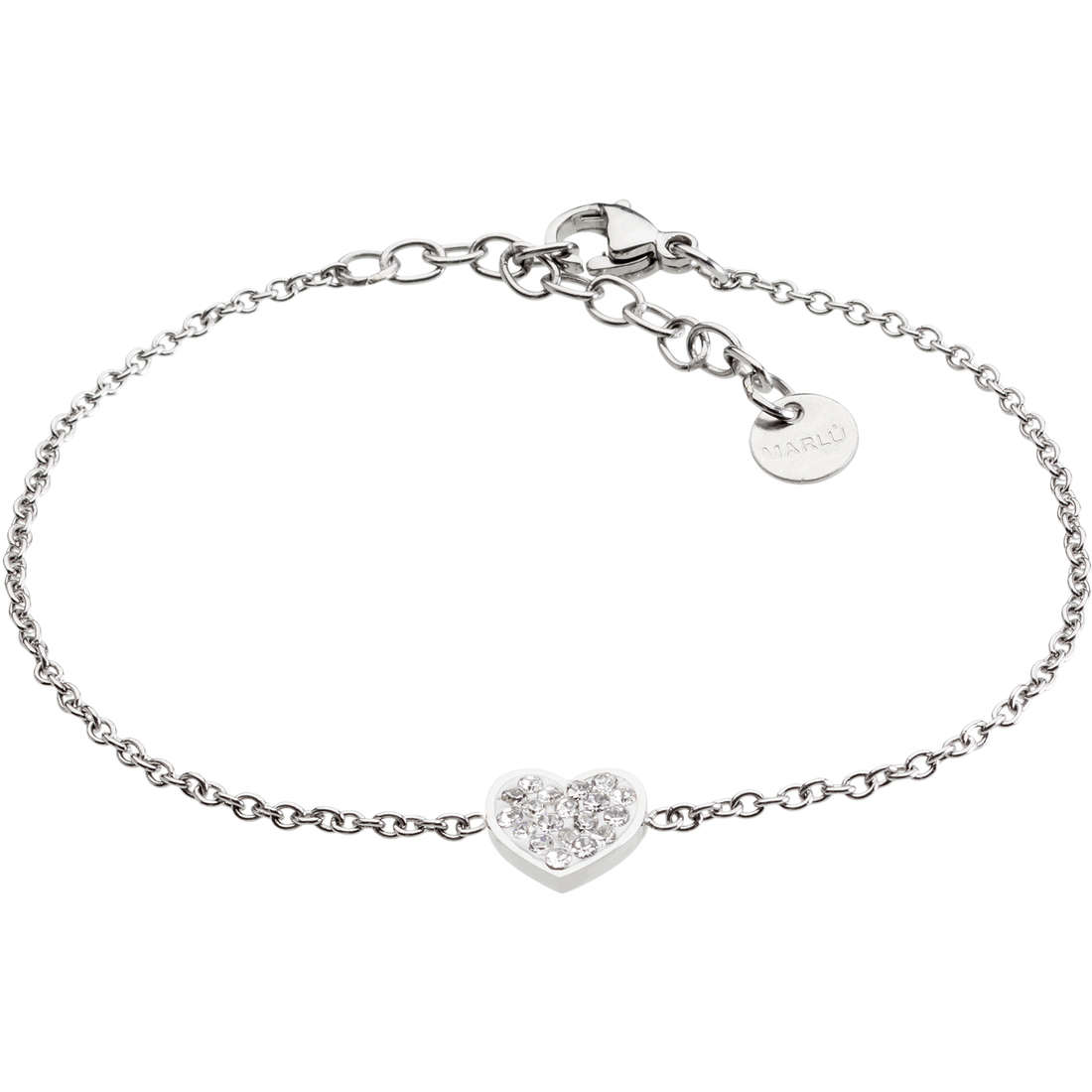 bracelet woman jewellery Marlù Time To 18BR050