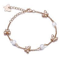 bracelet woman jewellery Melitea Farfalle MB146