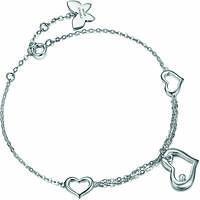 bracelet woman jewellery Melitea Farfalle MB154