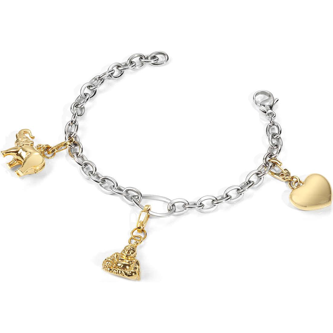 bracelet woman jewellery Morellato Allegria SOY14