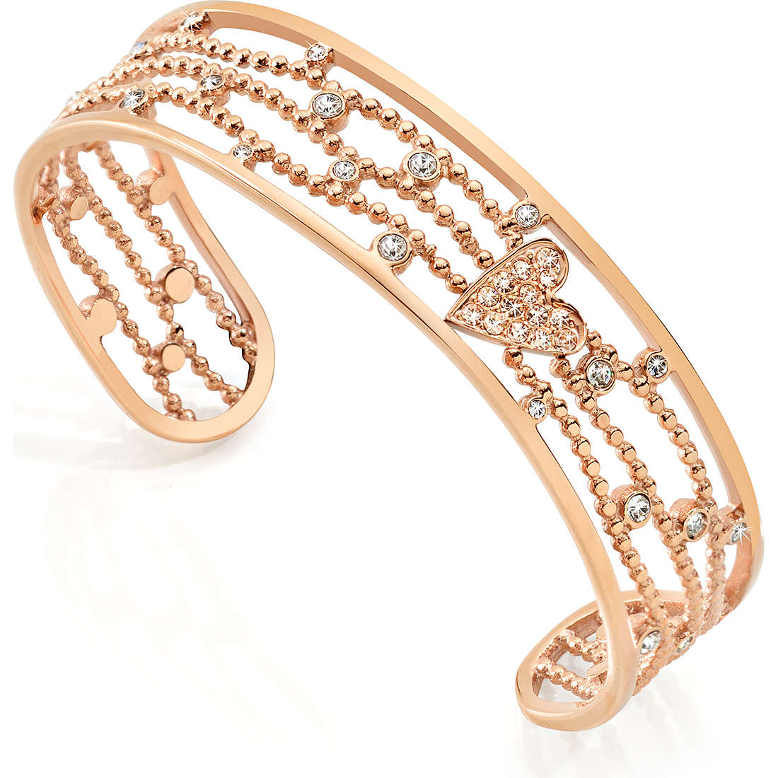 bracelet woman jewellery Morellato Cuore Mio SADA03