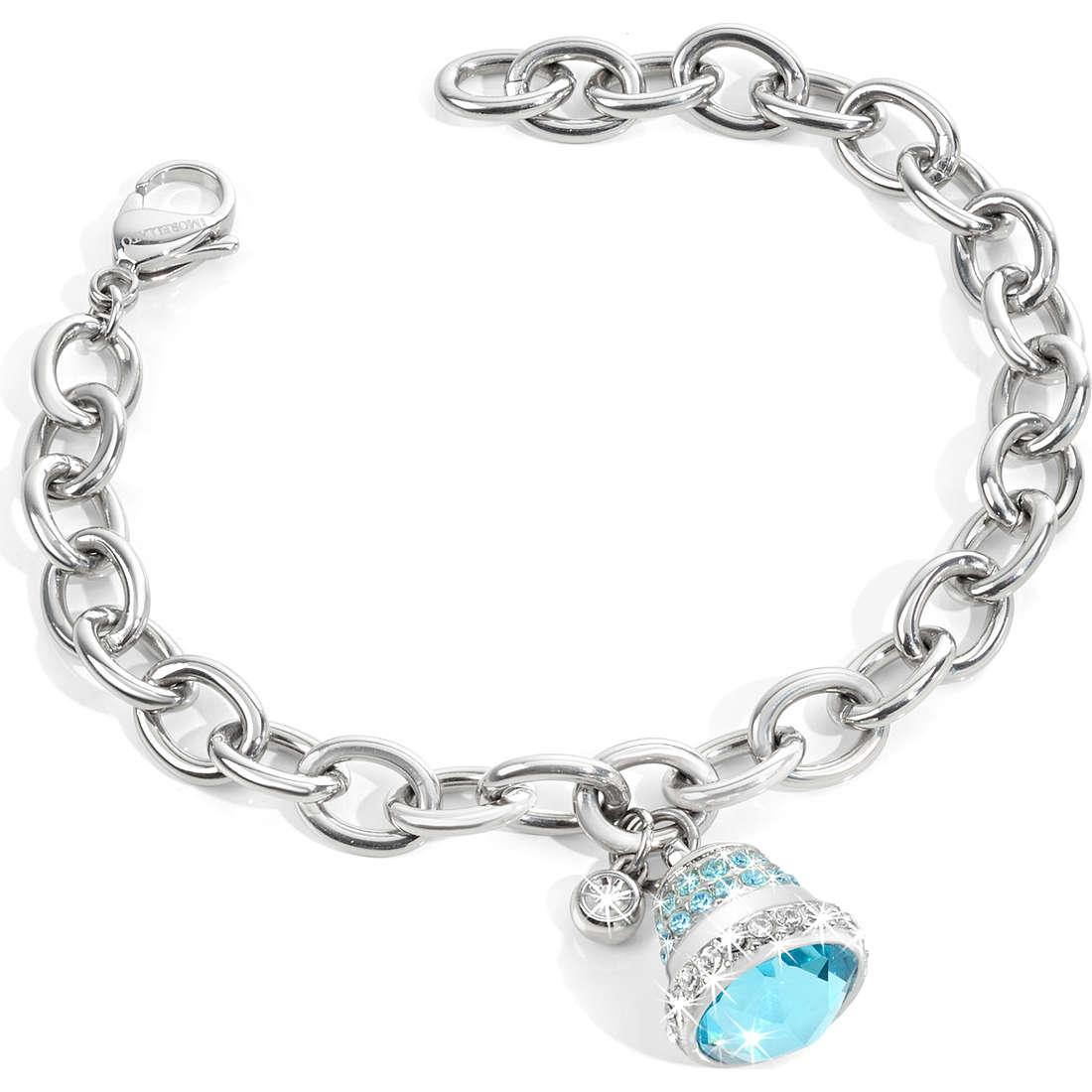 bracelet woman jewellery Morellato Din Don STI08