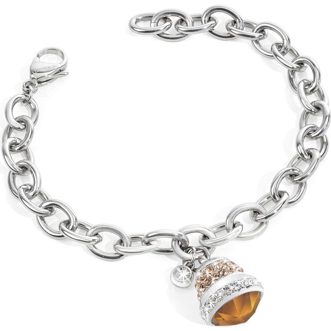 bracelet woman jewellery Morellato Din Don STI09