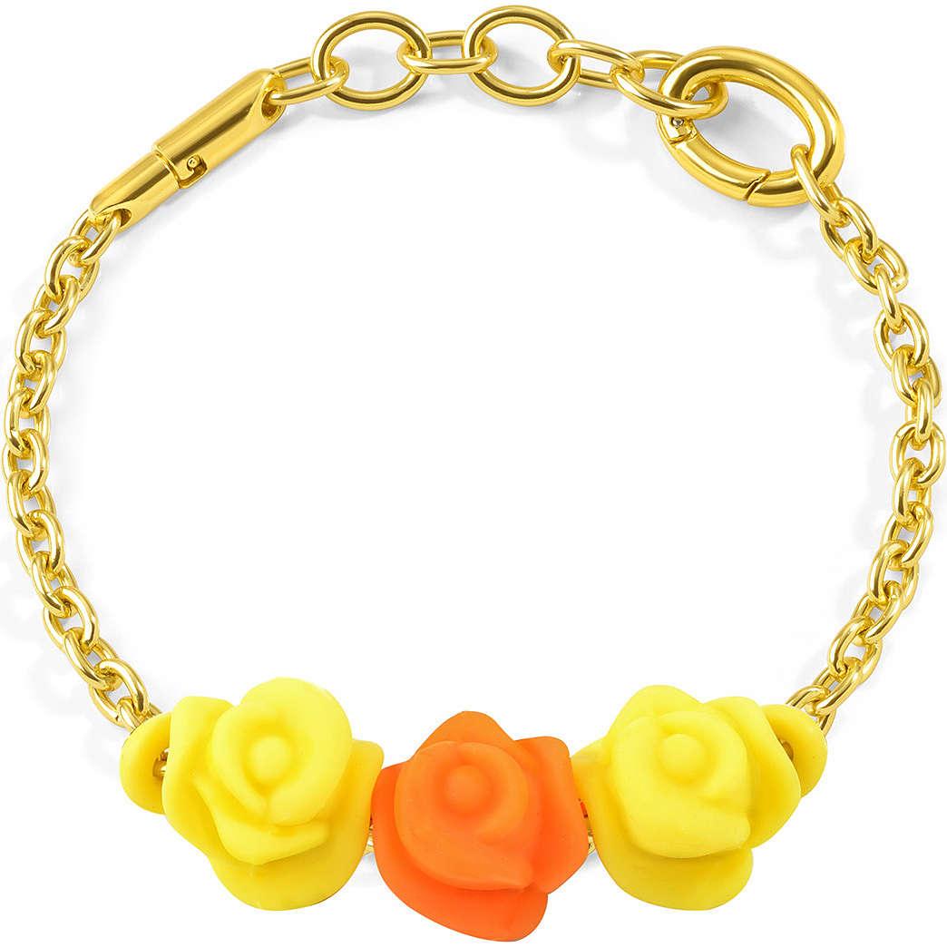 bracelet woman jewellery Morellato Drops Colours SABZ142