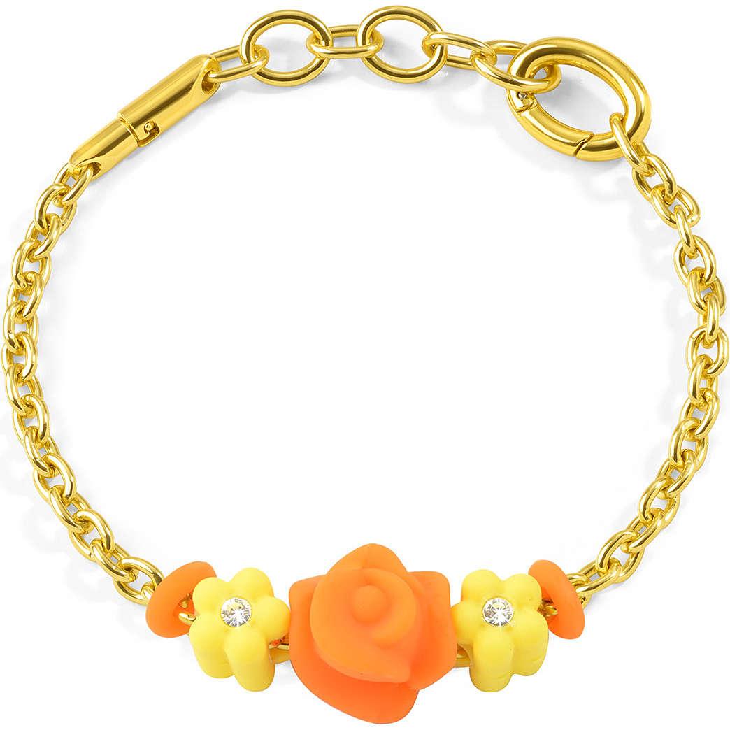 bracelet woman jewellery Morellato Drops Colours SABZ151