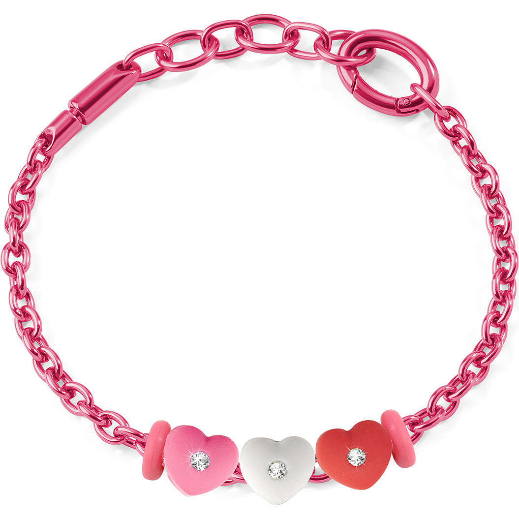 bracelet woman jewellery Morellato Drops Colours SABZ152