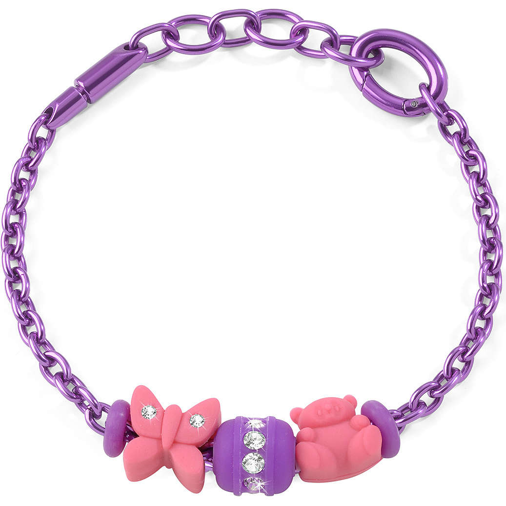 bracelet woman jewellery Morellato Drops Colours SABZ154