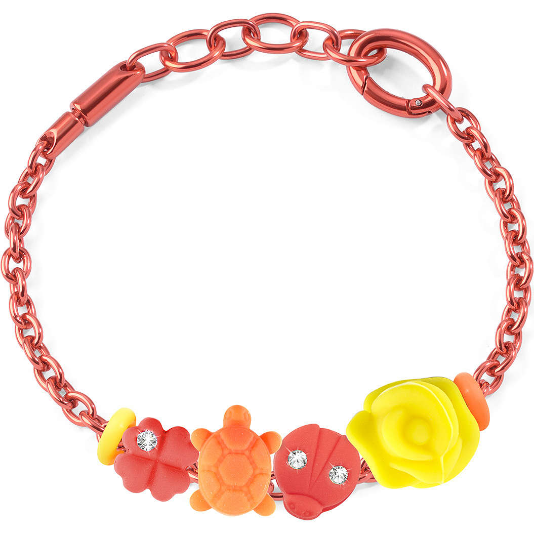 bracelet woman jewellery Morellato Drops Colours SABZ156