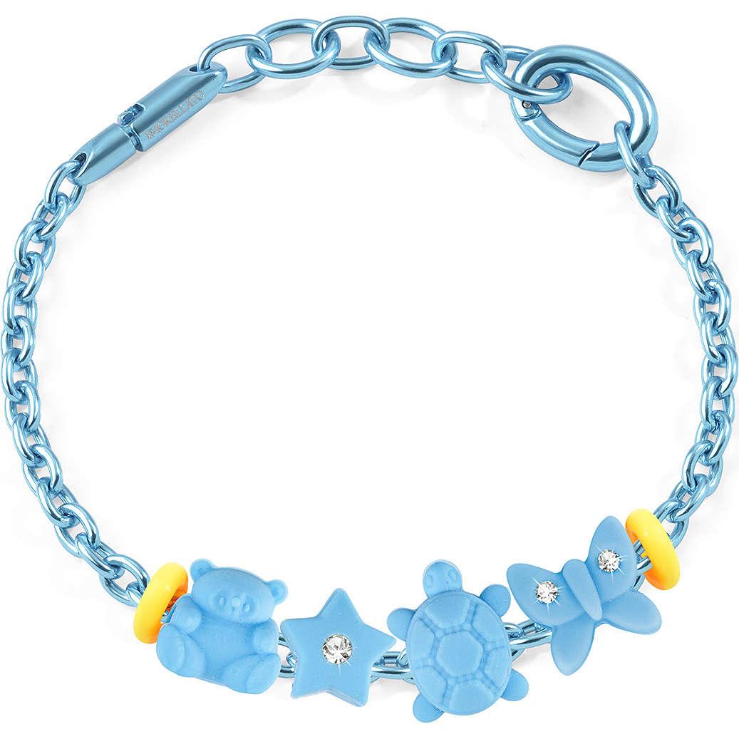 bracelet woman jewellery Morellato Drops Colours SABZ157