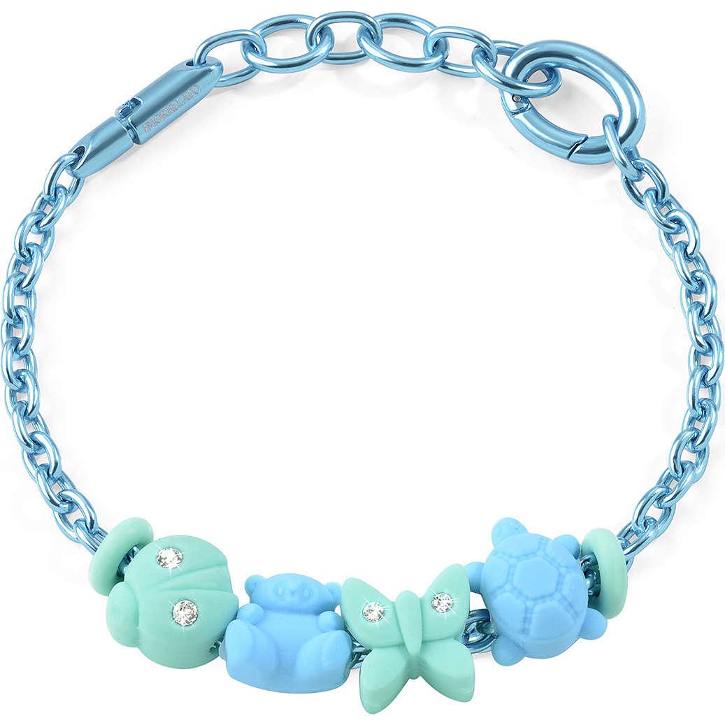 bracelet woman jewellery Morellato Drops Colours SABZ159
