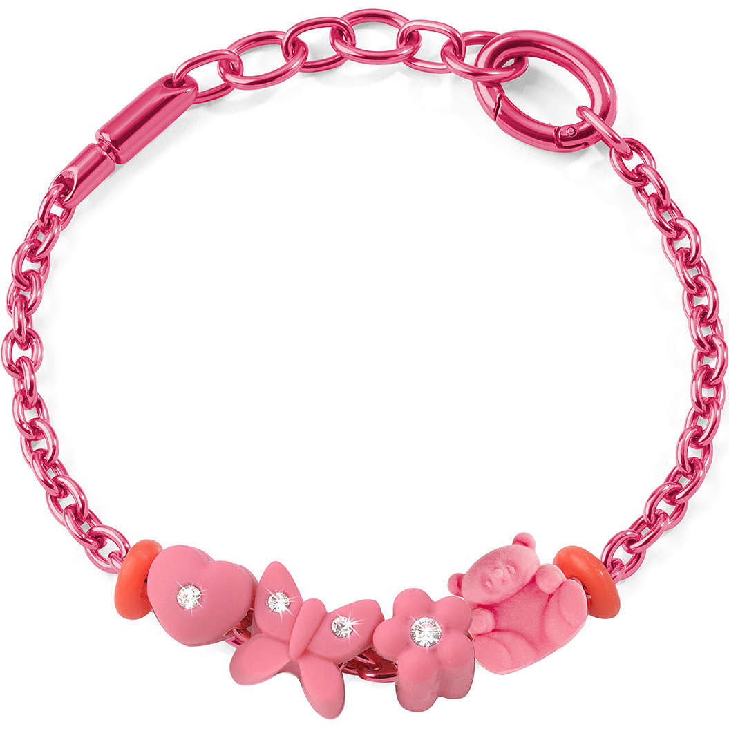 bracelet woman jewellery Morellato Drops Colours SABZ163