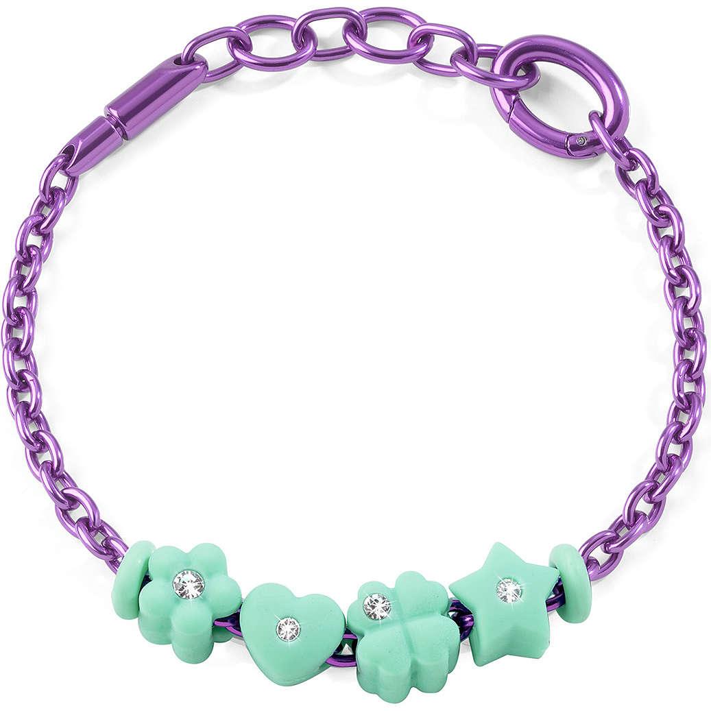 bracelet woman jewellery Morellato Drops Colours SABZ164