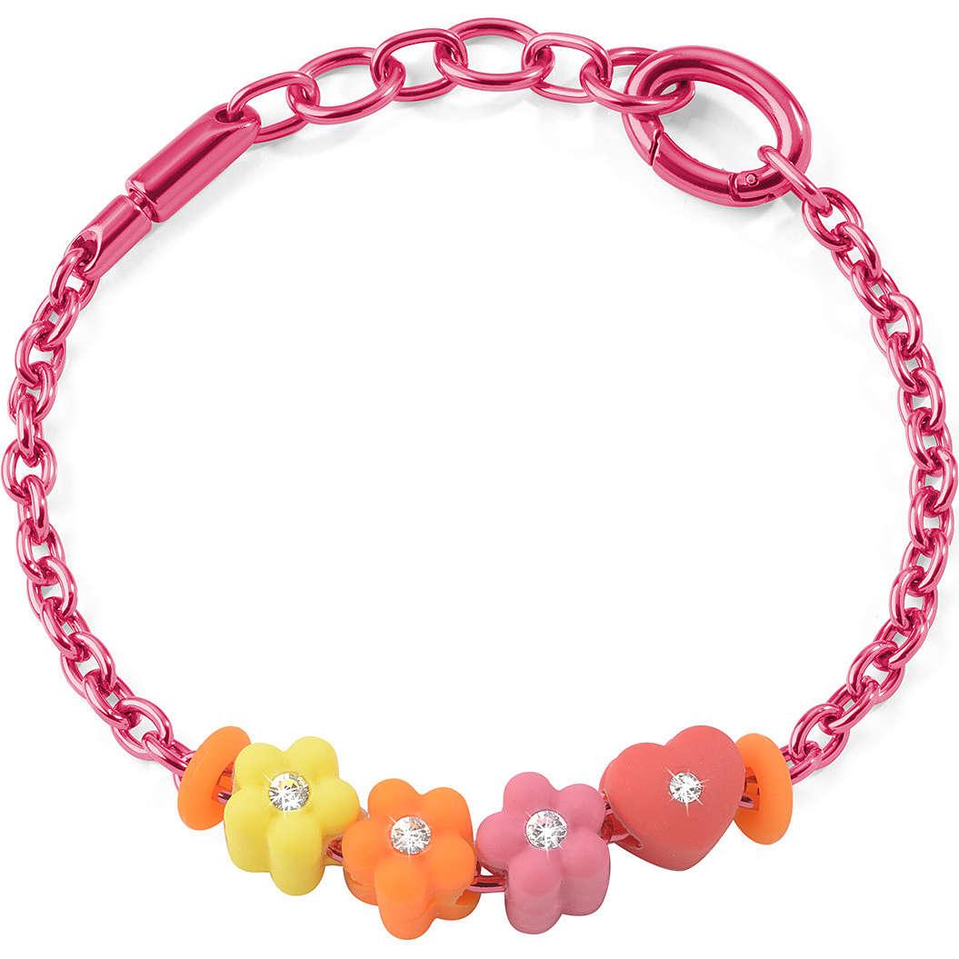 bracelet woman jewellery Morellato Drops Colours SABZ165