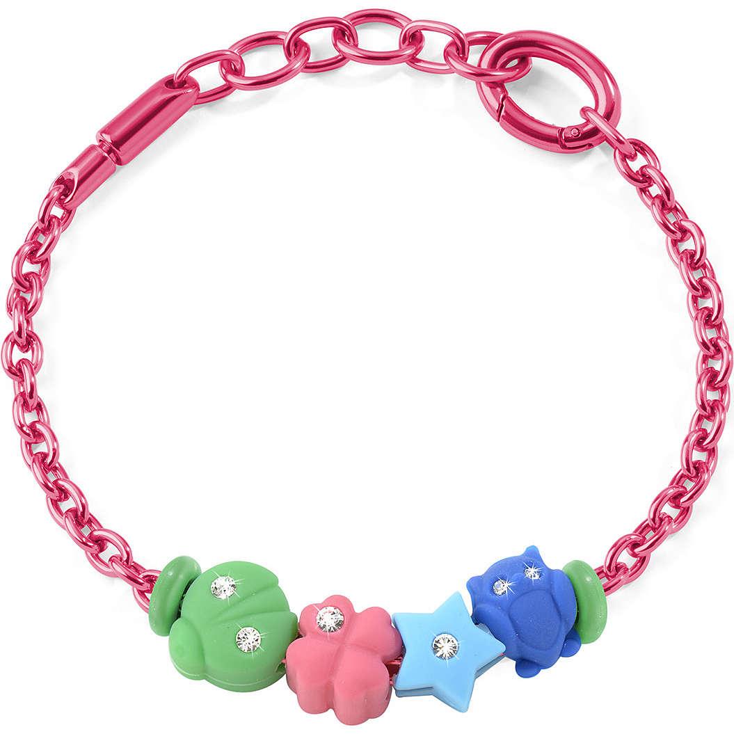 bracelet woman jewellery Morellato Drops Colours SABZ166