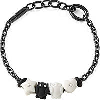 bracelet woman jewellery Morellato Drops Colours SABZ167