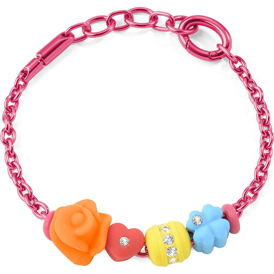 bracelet woman jewellery Morellato Drops Colours SABZ171