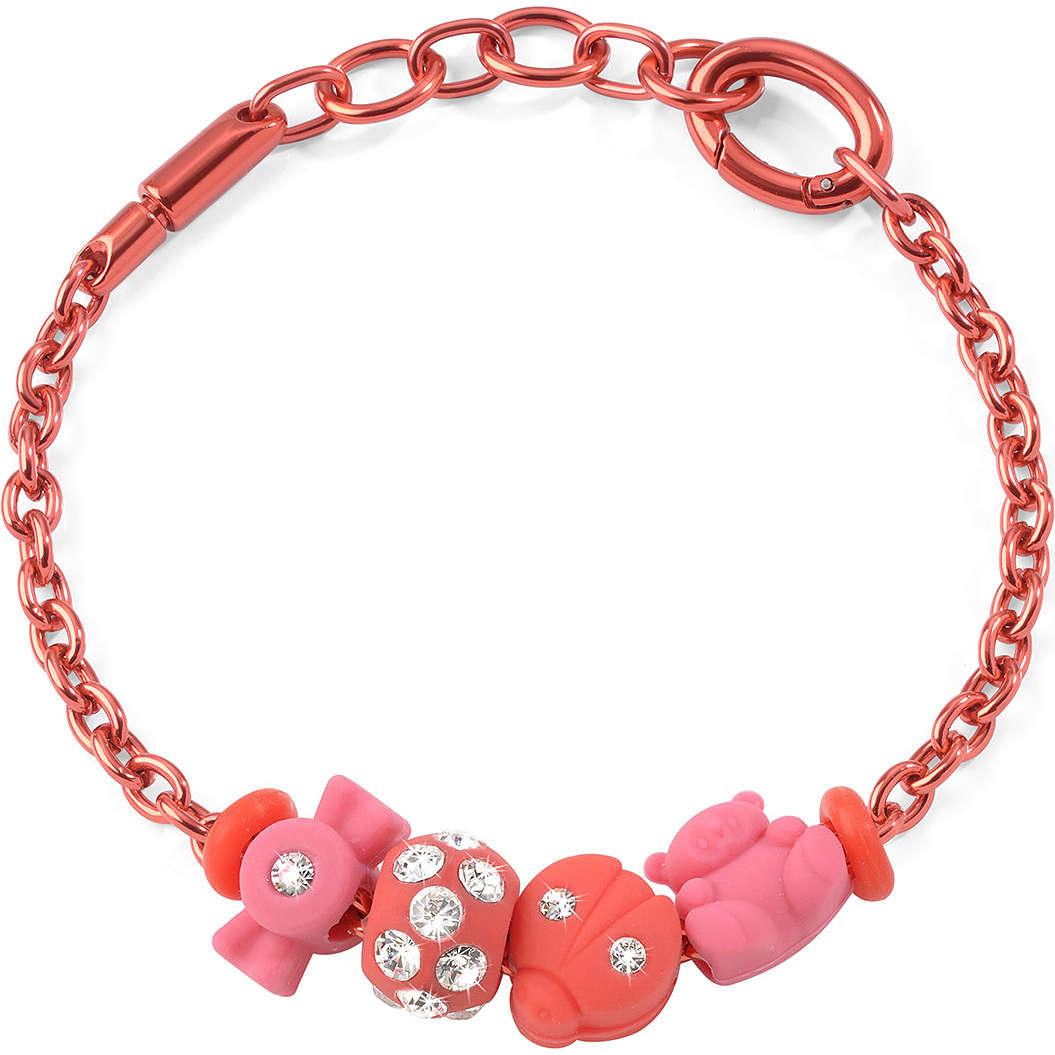 bracelet woman jewellery Morellato Drops Colours SABZ172